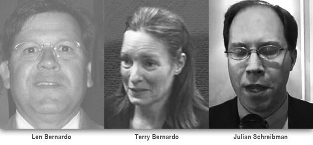 Drop Terry Bernardo, Julian Schreibman