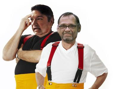 Dump David O'Halloran and Terry Bernardo