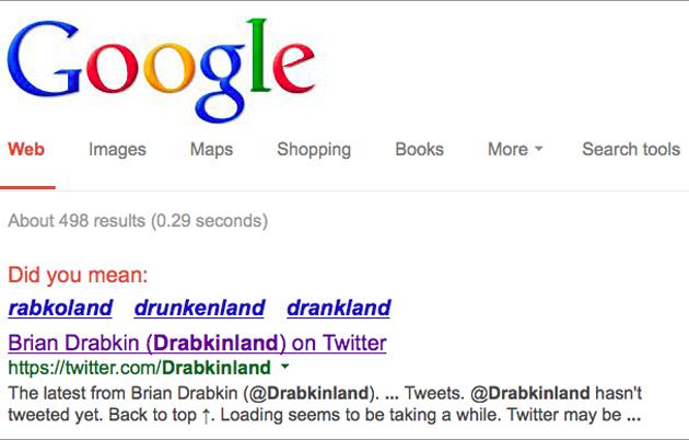Dump Brian Drabkin