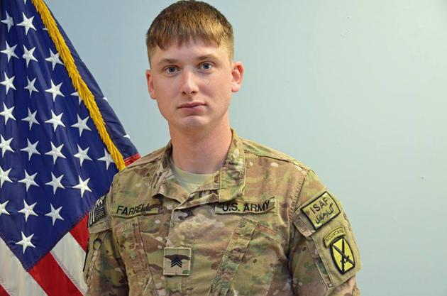 Sergeant Shawn M. Farrell II
