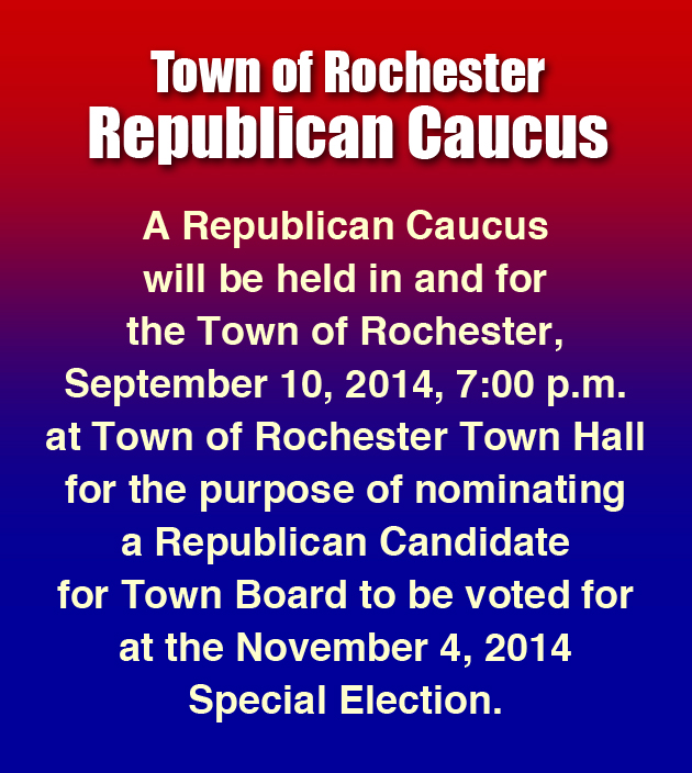 Town of Rochester