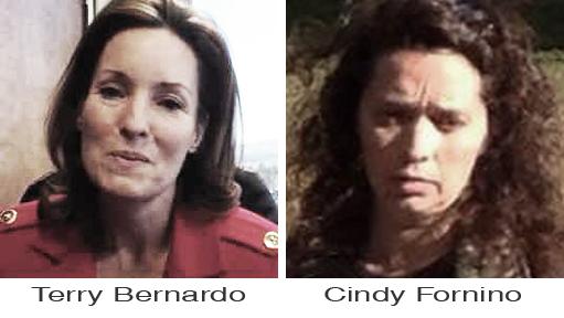 Carl Chipman, Terry Bernardo, Cindy Fornino