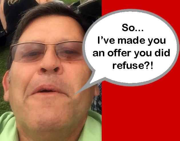 Dump Len Bernardo